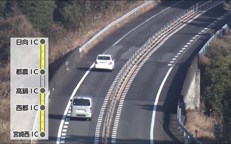 自動車 東 道 九州 九州自動車道 路線図/渋滞情報/料金